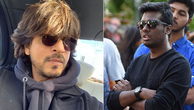 'Sanki': Shah Rukh Khan to portray a 'hot-headed' person in Atlee's film?