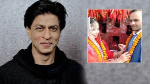 Shah Rukh Khan's sweet wish for an acid attack survivor will win your heart