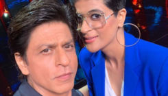 Shah Rukh Khan: Tahira Kashyap made me realise its okay to share problems