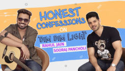 Sooraj Pancholi and Rahul Jain's honest confessions on latest single 'Dim Dim Light'