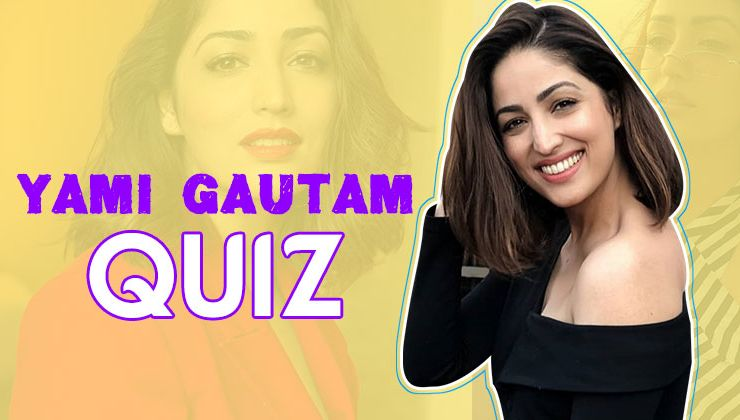 Yami Gautam Quiz: How well do you know the gorgeous actress?