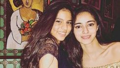 Suhana Khan is a great singer and dancer too, reveals BFF Ananya Panday