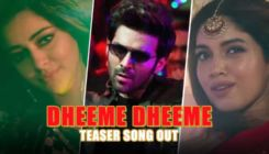 'Dheeme Dheeme' song teaser: Kartik Aaryan to romance Bhumi and Ananya in this peppy track