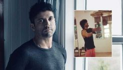 'Toofan': Farhan Akhtar's BTS video of practicing with the speed ball goes viral