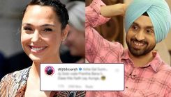 OMG! Diljit Dosanjh wants to have 'gobi wale paranthe' made by Gal Gadot