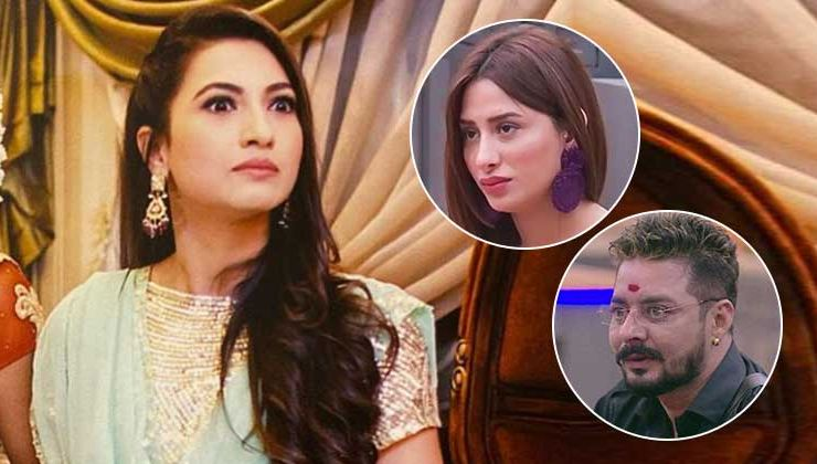 'Bigg Boss 13': Gauahar Khan takes a dig at Hindustani Bhau for body-shaming Mahira Sharma