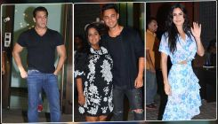 Aayush Sharma and Arpita Khan's 5th wedding anniversary is a heavily star-studded event - view pics