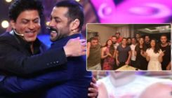Salman Khan's hilarious birthday wish to Shah Rukh Khan:
