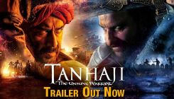 'Tanhaji: The Unsung Warrior' Trailer: Ajay Devgn and Saif Ali Khan's face off will get you excited