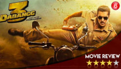'Dabangg 3' Movie Review: The Salman Khan starrer is three times more entertaining, fun and Dabangaayi