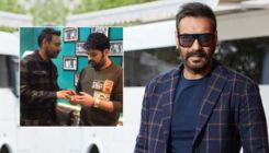 Ajay Devgn caught on camera bribing Kapil Sharma for promoting 'Tanhaji: The Unsung Warrior'