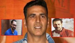 Akshay Kumar has THIS to say on clashing with Salman Khan and Aamir Khan in 2020
