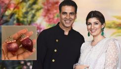 Akshay Kumar gifts wife Twinkle Khanna 'Onion Earrings'; Did he just take a sly dig at the government?