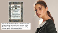 CAA Protest: Alia Bhatt gets trolled for sharing the wrong 'preamble' in support of students