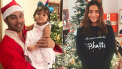 Christmas 2019: Varun Dhawan to Alia Bhatt, here's how B-town celebs enjoyed the holiday