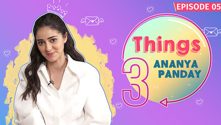 Ananya Panday reveals the strange things she does to embarrass her friends