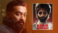 Anurag Kashyap supports Shahid Kapoor starrer 'Kabir Singh'; Here's what he has to say