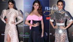 Filmfare Glamour And Style Awards 2019: Anushka Sharma, Alia Bhatt and Malaika Arora dazzle at the red carpet