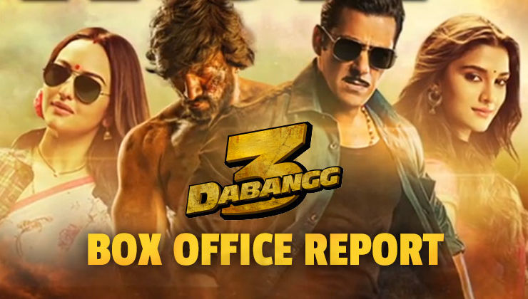 'Dabangg 3' Box-Office Report: Salman Khan starrer opens to fabulous numbers on Day 1