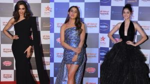 Star Screen Awards 2019: Deepika Padukone, Sara Ali Khan and Ananya Panday set the red carpet ablaze