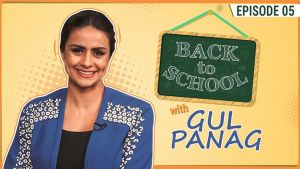 Gul Panag discloses some of the most awkward school memories