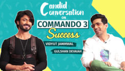 Gulshan Devaiah & Vidyut Jammwal's candid conversation on Commando 3's Success