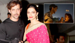 Hrithik Roshan feeds chocolate cake to Deepika Padukone, and her reaction is all of us- watch viral video