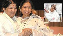 Lata Mangeshkar returns home after a long hospitalisation; sister Asha Bhosle says,