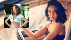 Lisa Haydon flaunts her baby bump in style; Fans call her a 'stunner'