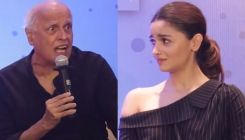 Mahesh Bhatt loses his cool at an event; daughter Alia Bhatt tries to calm him down-watch video