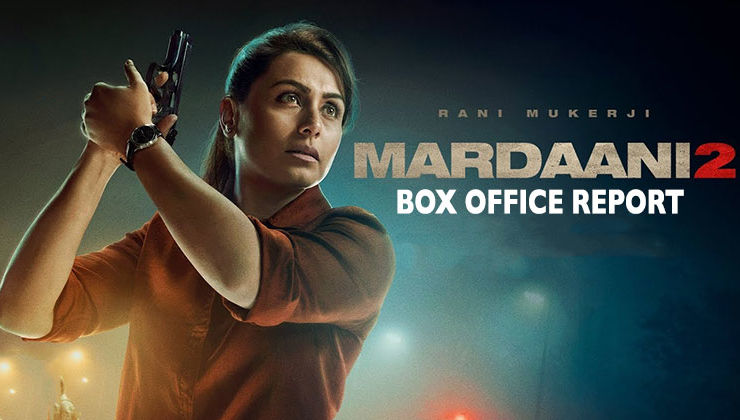 'Mardaani 2' Box-Office Report: Rani Mukerji starrer breaks the record of its prequel in its first week