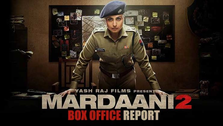 'Mardaani 2' Box-Office Report: Rani Mukerji's cop drama breaks the record of its prequel on the opening weekend