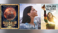 Chhapaak, Tanhaji, Gunjan Saxena, Maidaan, Bhuj - 5 Upcoming films that celebrate stories of unsung heroes