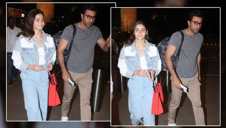 Airport Diaries: Ranbir Kapoor and Alia Bhatt leave for New Year celebrations to an undisclosed destination