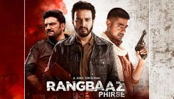 Poster of Jimmy Sheirgill starrer 'Rangbaaz Phirse' captivates audience