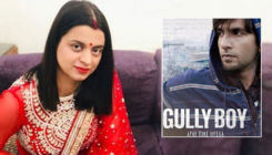 Kangana Ranaut's sister Rangoli Chandel gloats and calls 'Gully Boy' a copy after it got out of the Oscars race