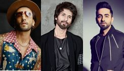 Shahid Kapoor is all praise for Ranveer Singh and Ayushmann Khurrana-watch video