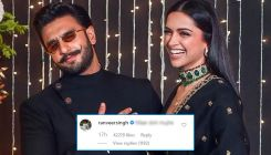 Deepika Padukone rocks a new hairstyle; hubby Ranveer Singh has the cutest reaction