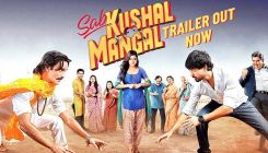 'Sab Kushal Mangal' trailer: Akshaye Khanna, Riva Kishan, and Priyaank Sharma starrer is a quirky tale of 'threeway love'
