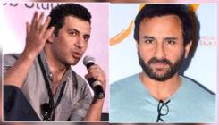 Saif Ali Khan gets mocked by 'Sacred Games' co-star Aamir Bashir for reacting on CAA Protest