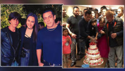 In Pics: Salman Khan celebrates his 54th birthday with Shah Rukh Khan
