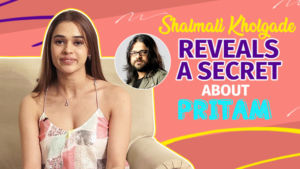 Shalmali Kholgade reveals an embarrassing yet funny incident of musician Pritam