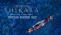 'Shikara - A love letter from Kashmir' Motion Poster Out: Vidhu Vinod Chopra promises another stellar film