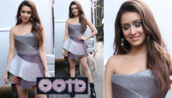 Shraddha Kapoor schools you on how to rock in a metallic dress