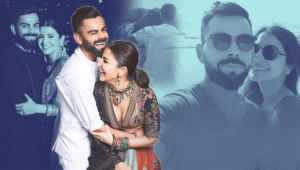 When Virat Kohli and Anushka Sharma broke the internet with their PDA