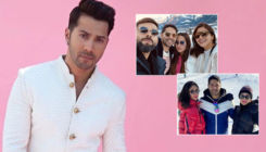 Varun Dhawan bumps into Anushka Sharma-Virat Kohli and Kareena Kapoor-Karisma Kapoor during Swiss vacay