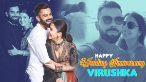 Virushka Wedding Anniversary: When Virat Kohli & Anushka Sharma broke the internet with their PDA