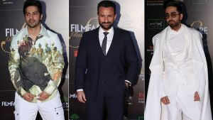 Filmfare Glamour And Style Awards 2019: Varun Dhawan, Saif Ali Khan, Ayushmann Khurrana grace the red carpet