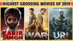 2019 Wrap Up: From 'War' to 'Kabir Singh'- Highest grossing Bollywood movies of this year
