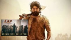 'KGF Chapter 2' First Look: Yash aka Rocky is back with his people to 'rebuild an empire'